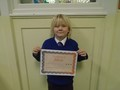 Year 2<p>Ellis - for sharing his knowledge of science so enthusiastically</p>
