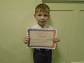 Year 1<p>Adam - for a great effort when counting in 2's during maths</p>
