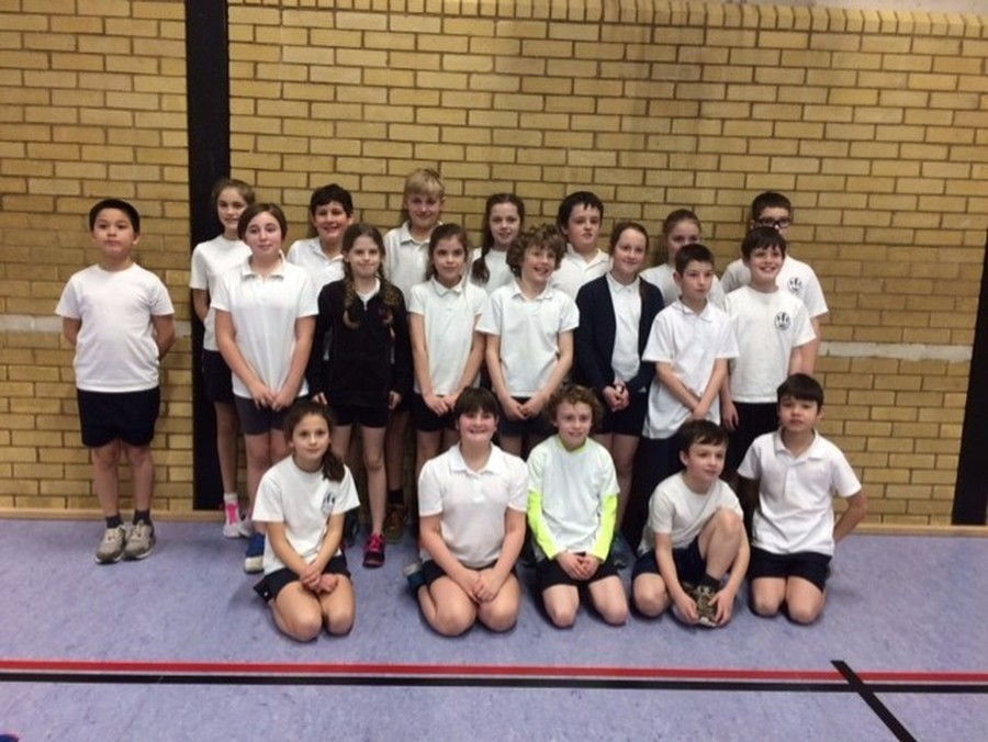 "The Owls  class were invited to Hadleigh High School to play in a ""Dodgeball Tournament"", along with another 5 schools. We had tremendous fun and came 4th overall.We hope that this will become an annual event."