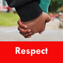 <b>Respect</b><p>We make each other feel good about ourselves.We say the right things the right way and look after our precious school<br></p>