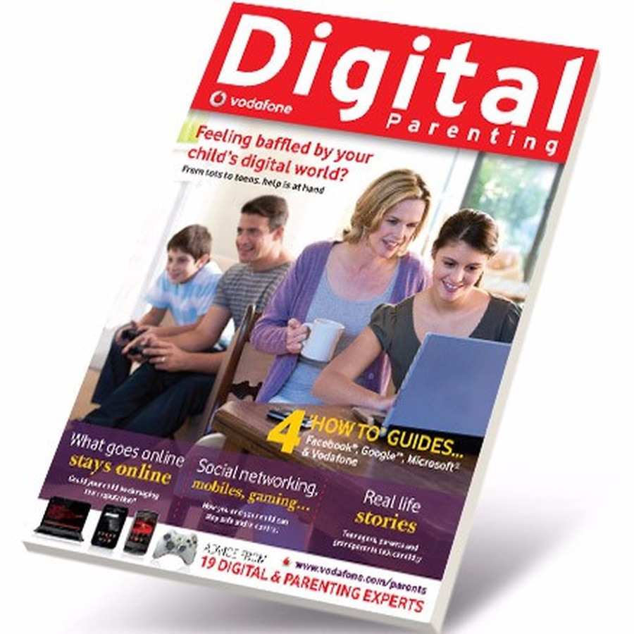 Digital Parenting Issue 1