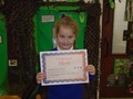 Foundation 2<p>Amelia - for making a fantastic effort to make good choices</p>