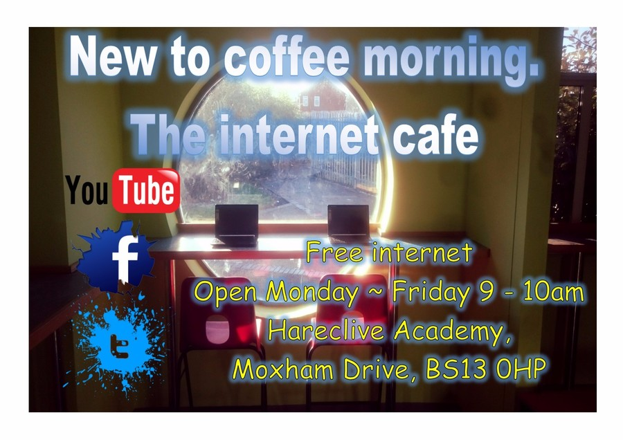 Internet Cafe - click to see our Facebook page
