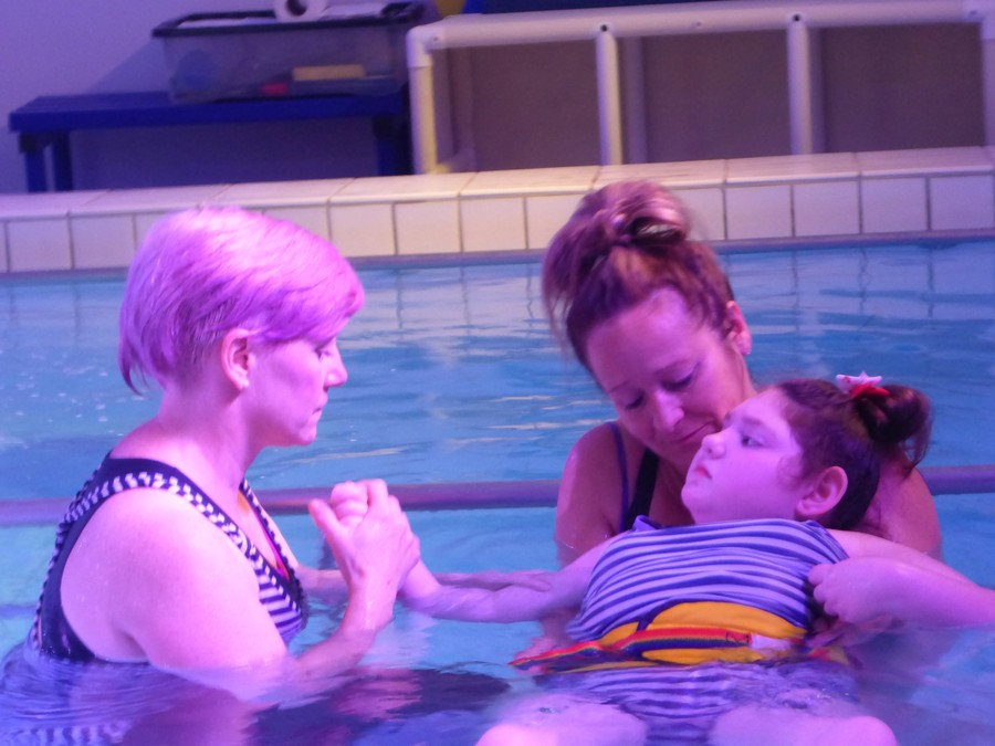 Wood bank special school swimming for Highbury swimming pool timetable