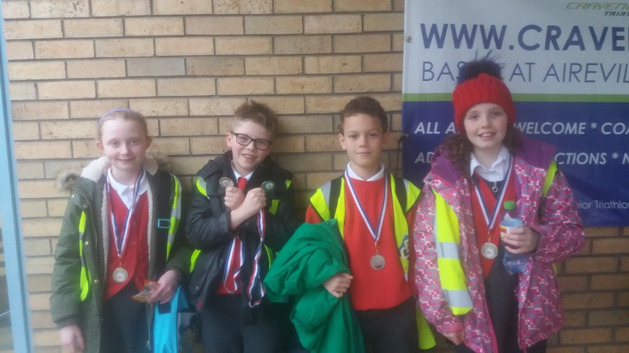Craven Swimming Gala Jan 2017