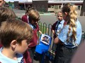 Y5 led Y6 on the Lampedusa cross pilgrimage.JPG