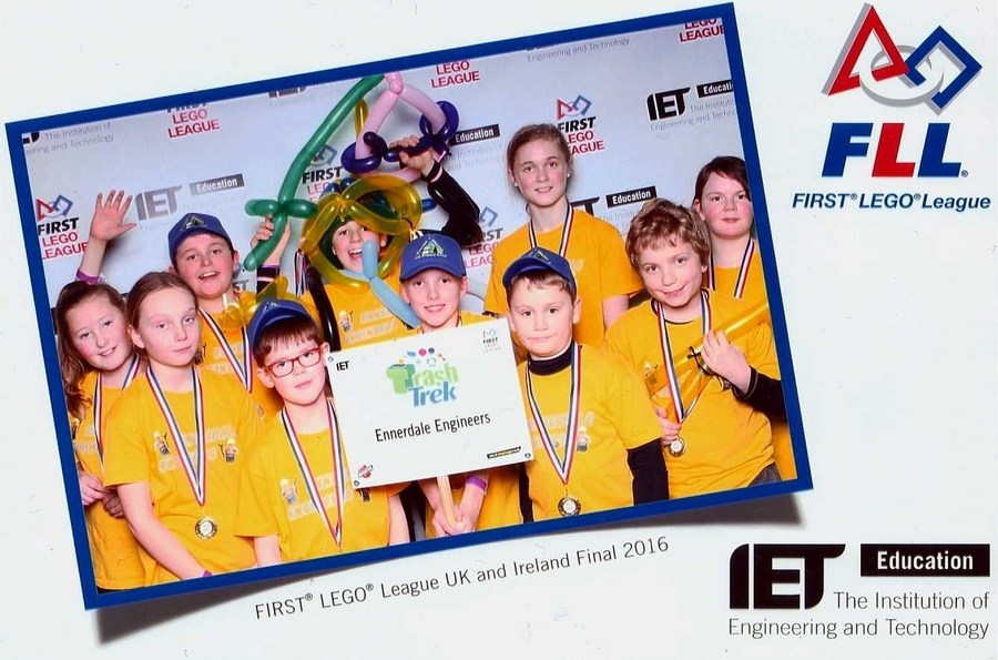 Ennerdale And Kinniside C of E Primary School - First Lego League