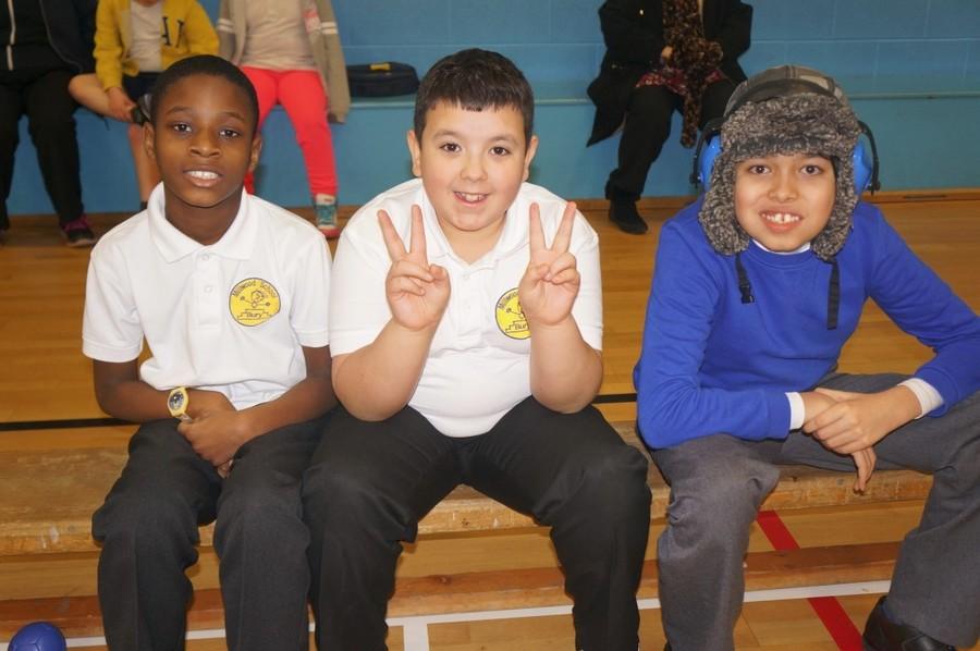 Primary Inclusive PE