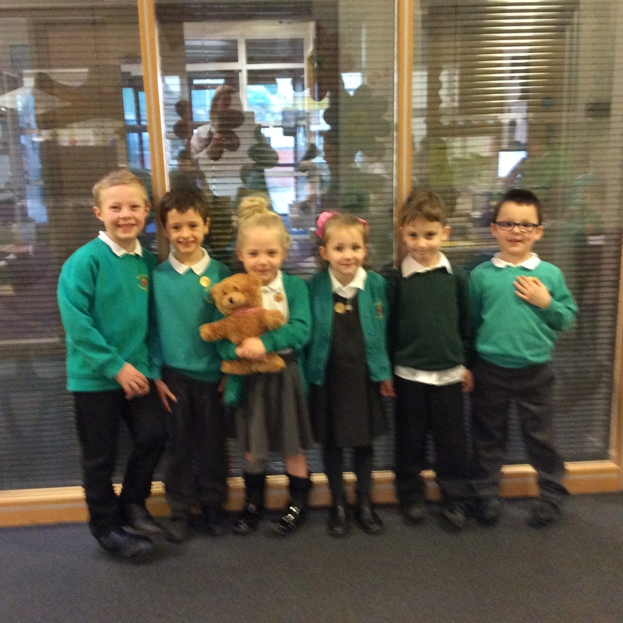Foundation and Key Stage 1 Weekly Stars 20 January 2017