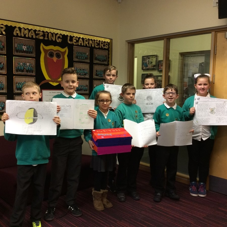 KS2 Weekly Stars 17 January 2017