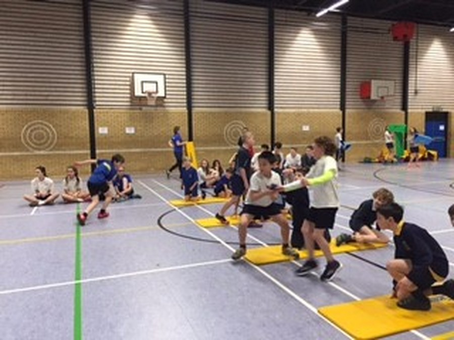 Owls Sportshall Athletics - January 2017