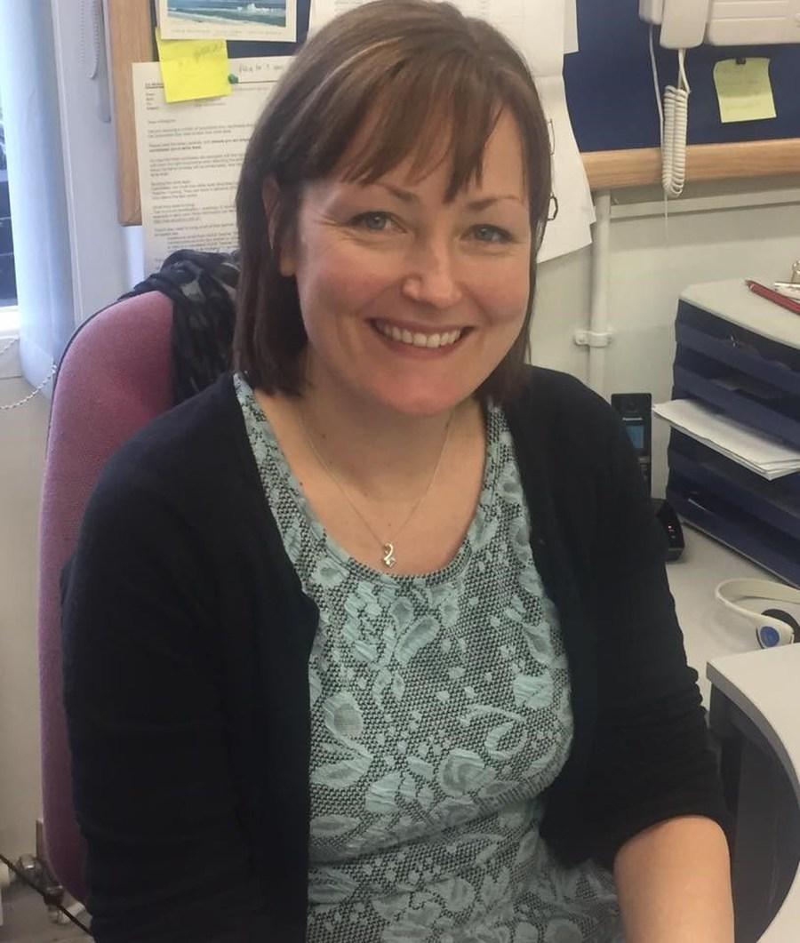 Liz McKenna - Senior Administrator