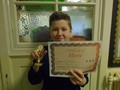Year 6<p>Shea - for such a positive and determined attitude towards achieving and even exceeding targets set by staff and by himself</p>