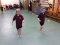 Balancing skills