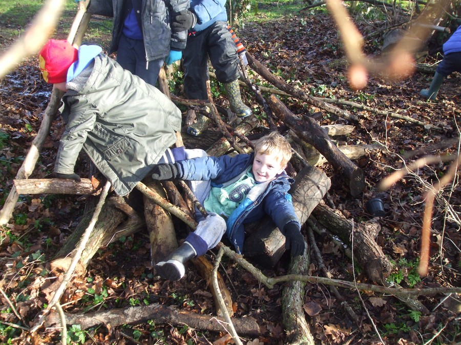 A Muddy Forest School
