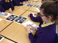 Year 6 discovering the facinating world of forensic science