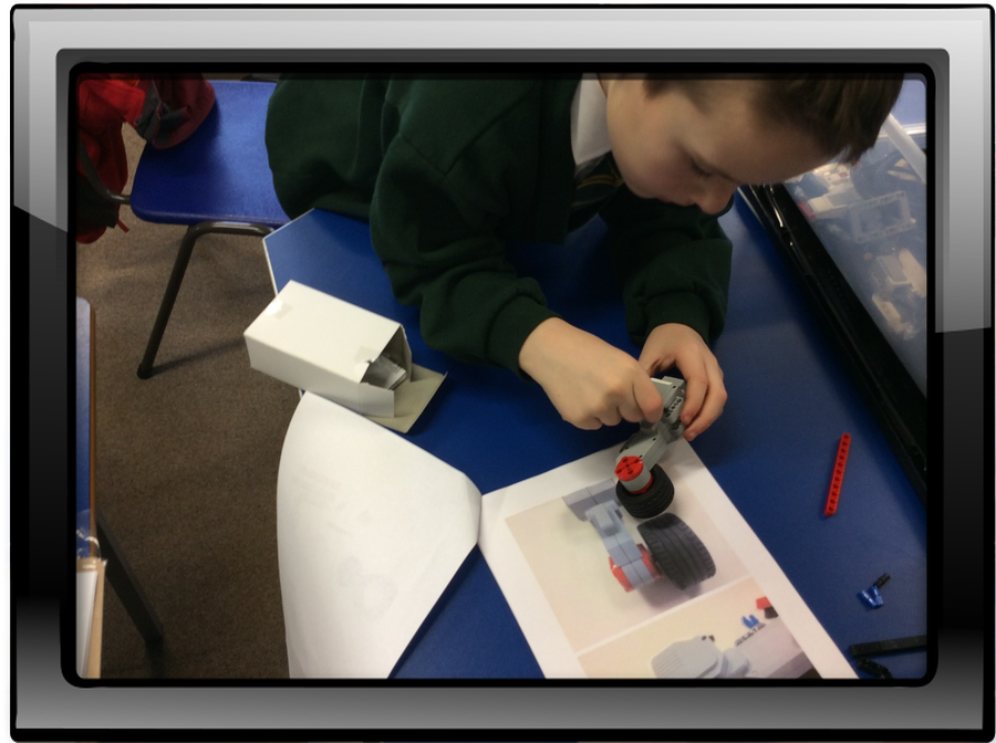 We have to be very careful when we build our robots!
