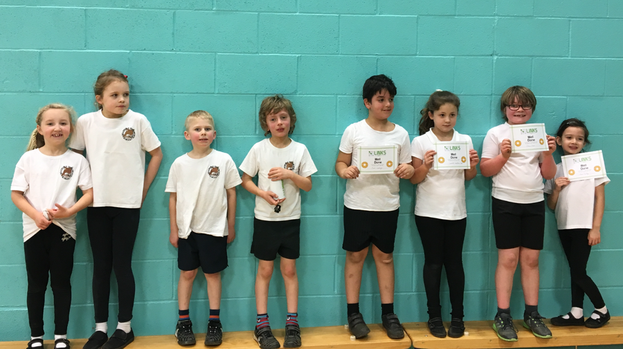 Year 3 basketball team A and B