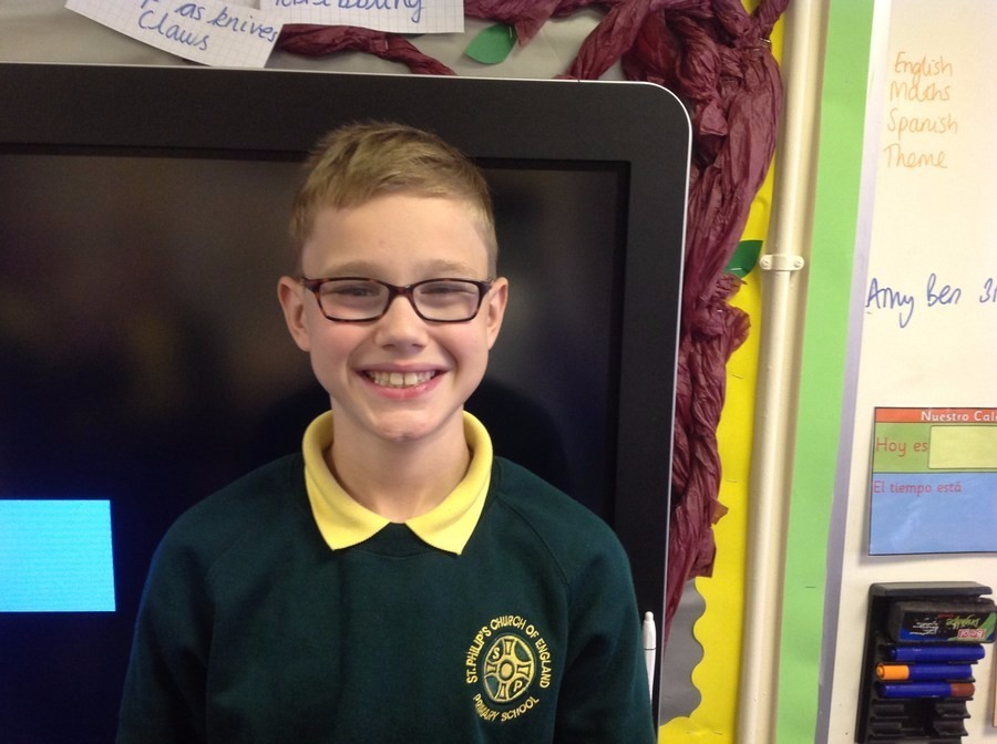 Meet our Eco Warrior Evan, our committee secretary