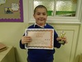 Year 4<p>Jake - for facing challenges positively in maths and working hard to complete them</p>