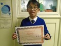 Year 6<p>Clive - for continually demonstrating exemplary behaviour and being a role odel for classmates and other pupils</p>