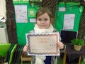 Foundation 2<p>Evie - for being a kind friend and excellent role model to the younger children</p>