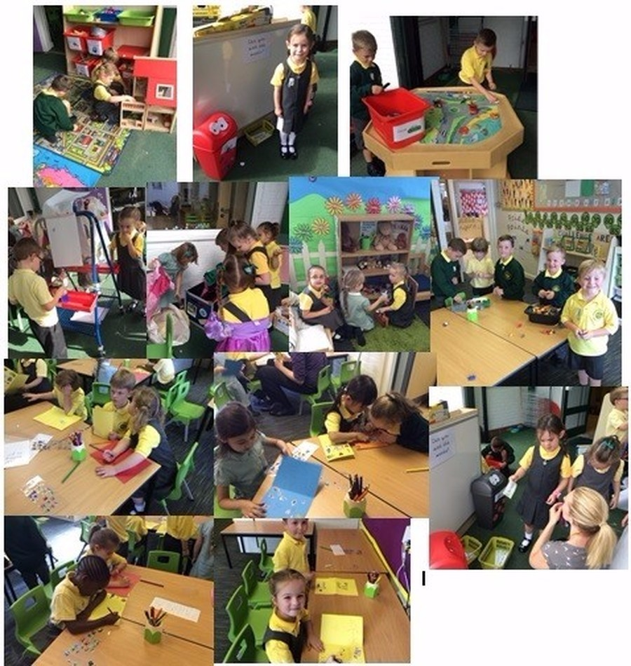 Our first day in Y1LT!