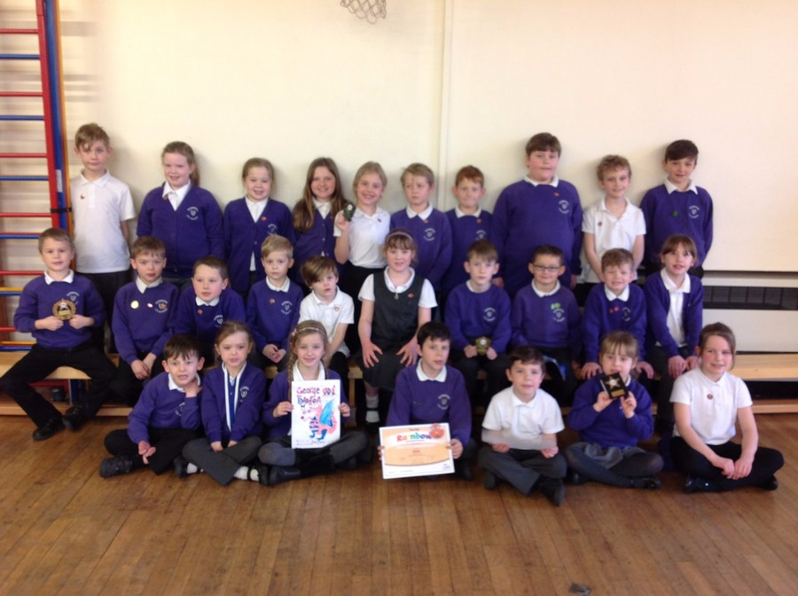 Friday 19th February - the children blew us away with their achievements this week.