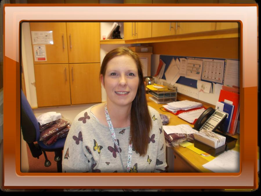 Nicola Harvey (Admin Manager/Parent)
