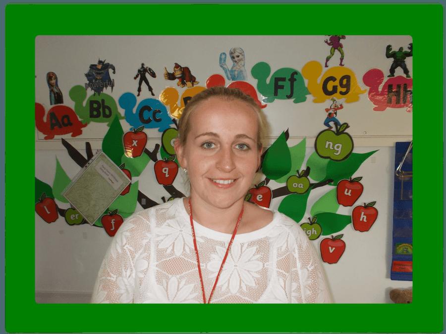 Kate Bartey (T.A/Parent)