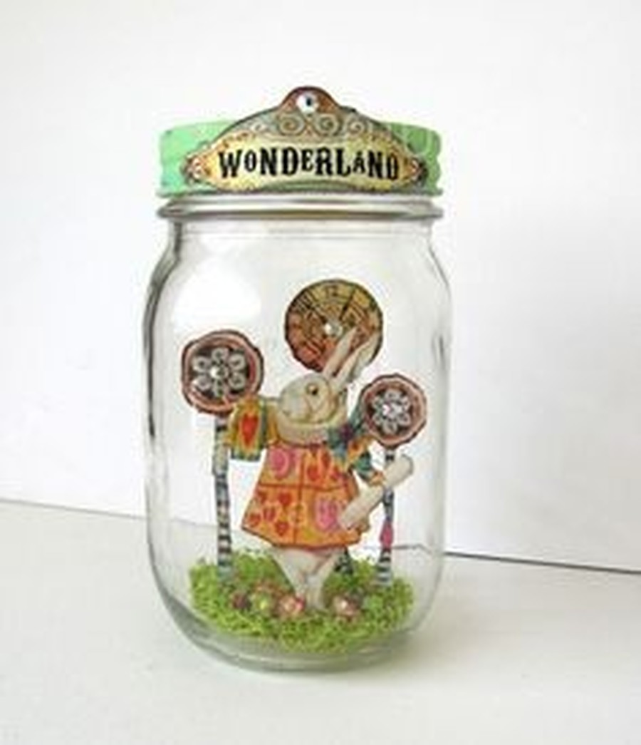 Image result for book in a jar