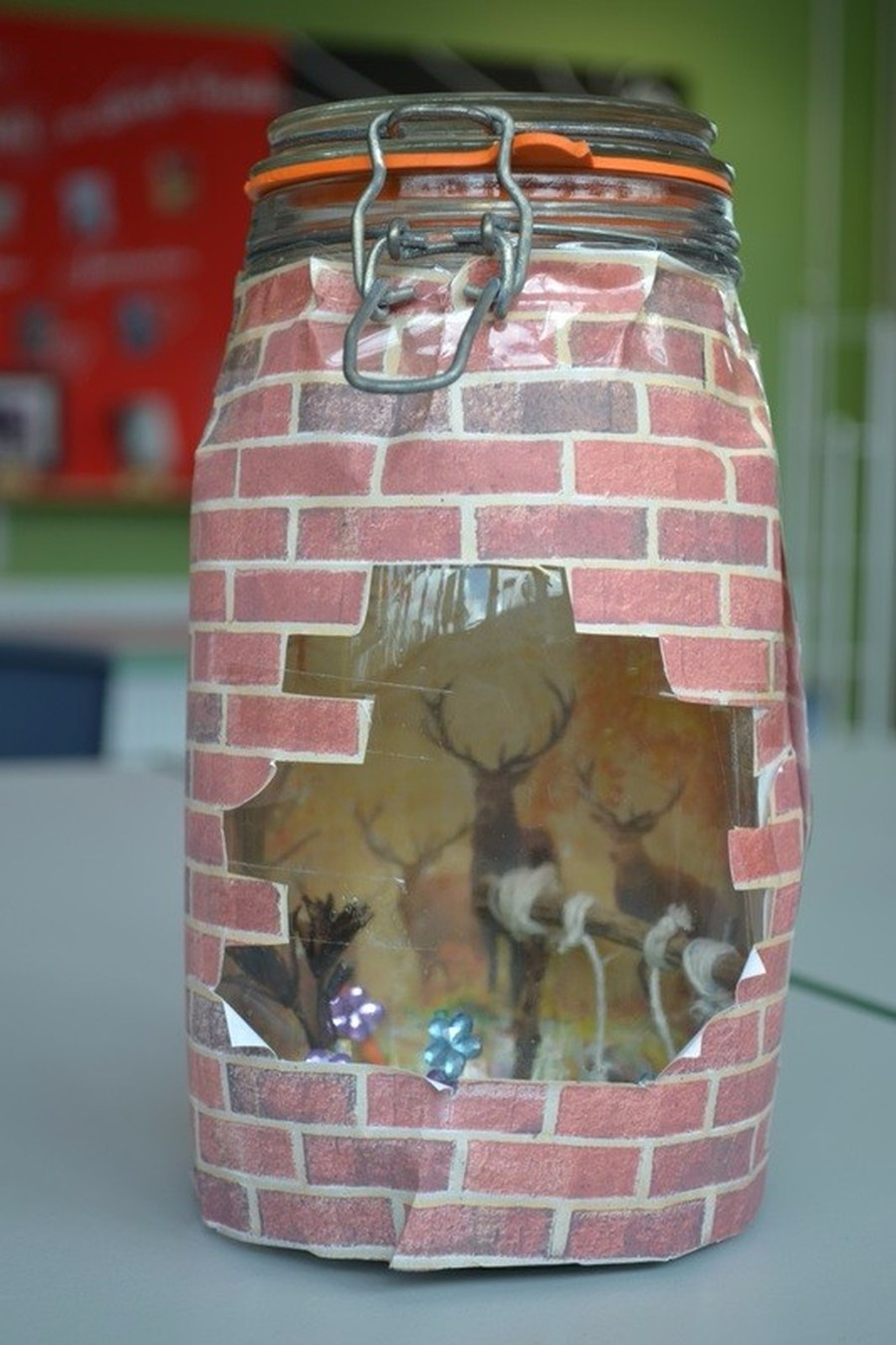 St Michael S Church Of England Primary School Book In A Jar Competition