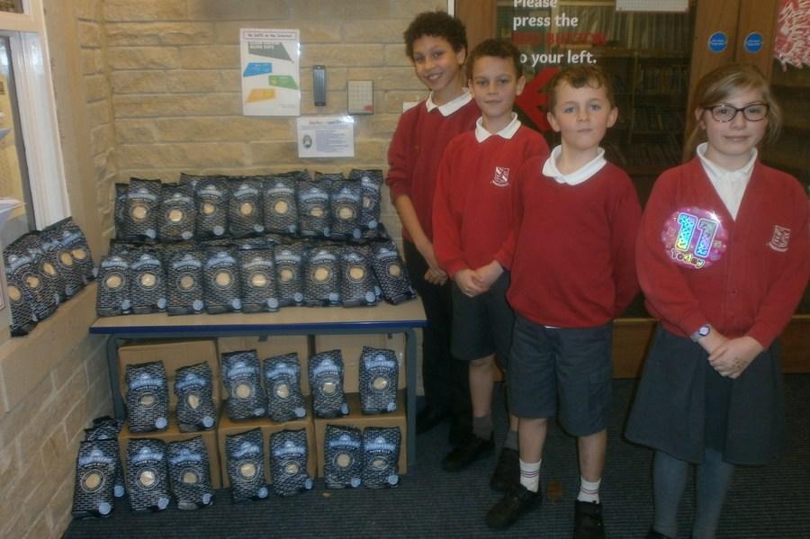 Fairtrade 70kg Rice Challenge
