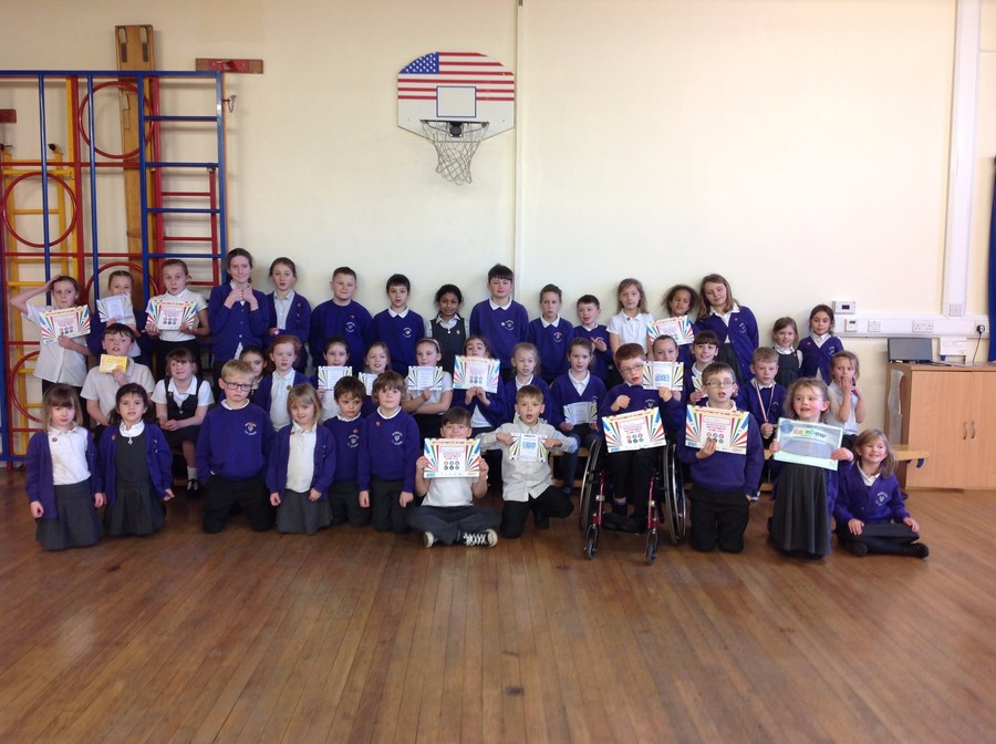Friday 20th Feb - Gold Medallists AND our Sports Teams