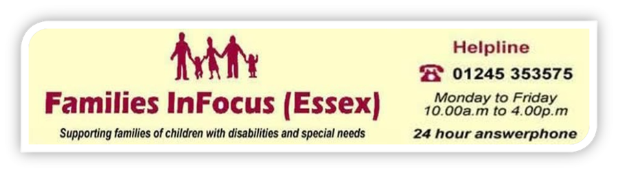Families In Focus Essex Website