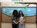 World Book Day - Mrs Hunter and Eva.JPG