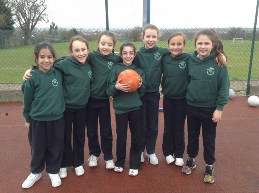 Netball Tournament March 2017