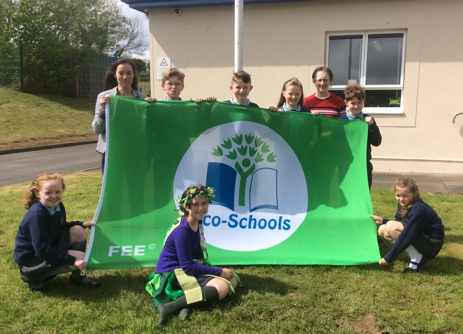 Moat awarded ECO Flag in 2015