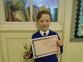 Year 5<p>Lewis - for his fabulous progress in swimming</p>