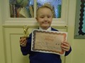 Year 3<p>Sonny - for being a superb ambassador for St Cuthbert's and rising to every challenge</p>