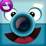 <p>ChatterPix</p><p>Grab your camera!  Let's ChatterPix! Chatterpix Kids can make anything talk -- pets, friends, doodles, and more.  <br>Simply take any photo, draw a line to make a mouth, and record your voice<br></p>