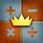 <p>King of Maths </p><p>King of Maths is a fast-paced mathematics game with lots of fun and diverse problems in different areas. Starting as a male or female farmer, you level up your character by answering maths questions and improving your total score. </p>