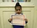Year 1<p>Jasmeet - for excellent improvements in his writing and presentation</p>