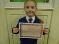 Year 4<p>Abbie - for always being a good friend and role model to her peers</p>