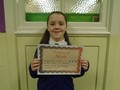 Year 4<p>Jessie - for sharing her kindness with our whole school community</p>