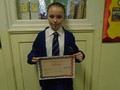 Year 5<p>Ruby - for her positive attitude to school life</p>