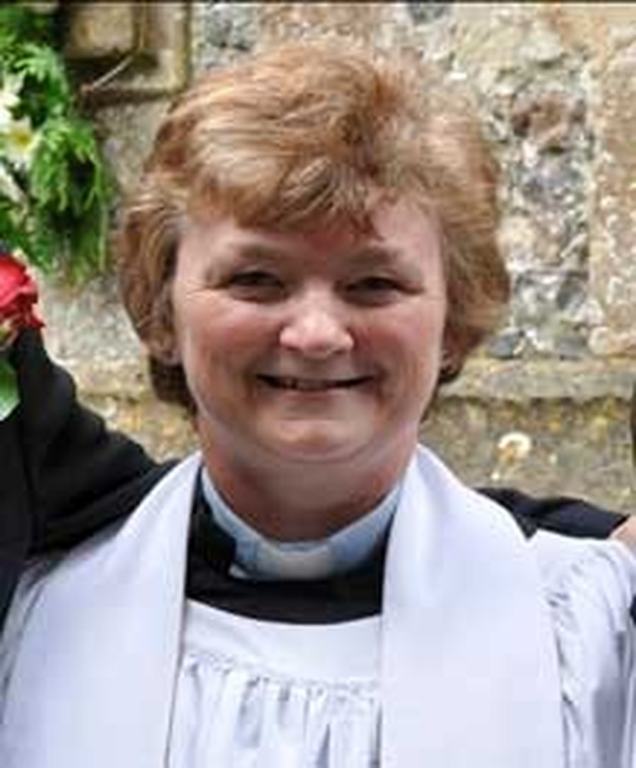 Rev Linda Dytham - Foundation Governor