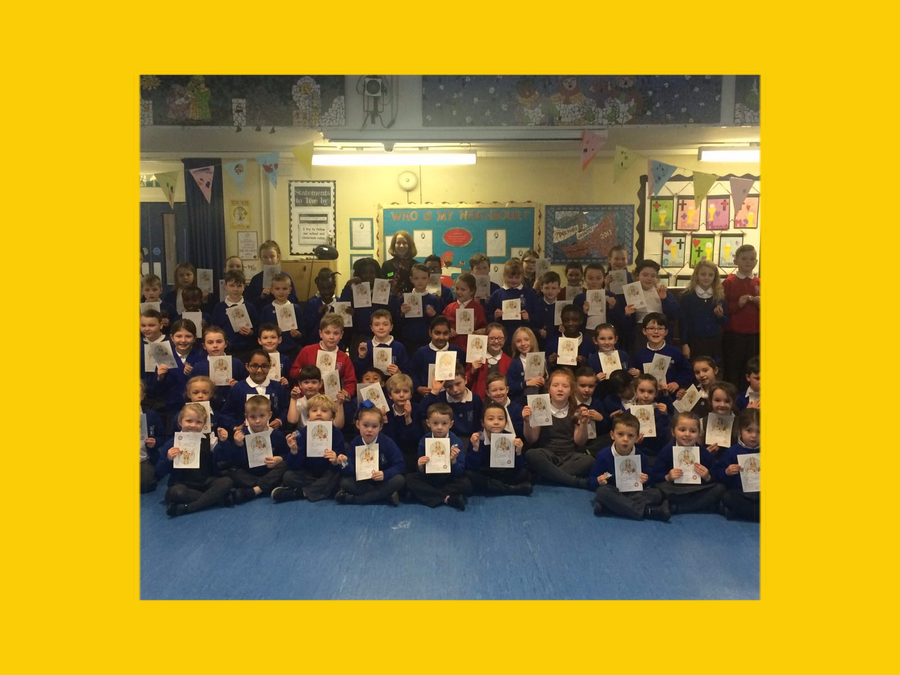 100% Attendance for Autumn 2016