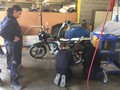 College Motorbike Maintenance