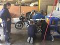 College Motorbike Maintenance